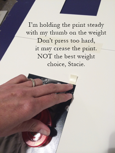 www.stacieannsmith.com #DIYframing